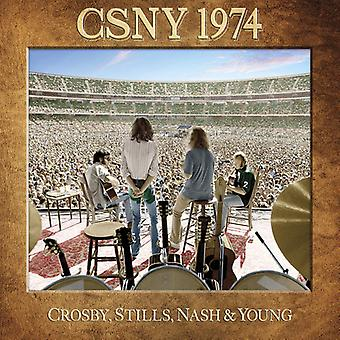 Crosby Stills Nash & Young - Csny 1974 [CD] USA import