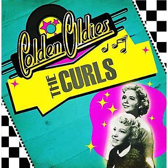Curls - Golden Oldies [CD] USA import