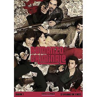 Romanzo Criminale: Season 1 [DVD] USA import