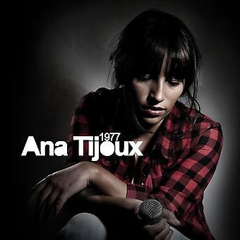 Ana Tijoux - 1977 [CD] USA import