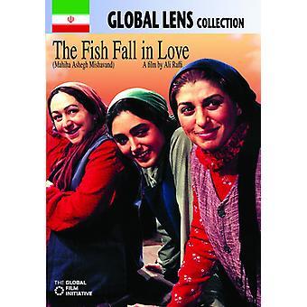 Fisk falla i kärlek [DVD] USA import