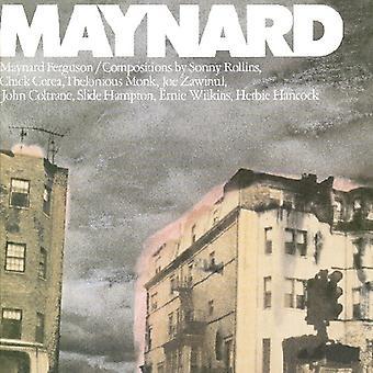 Maynard Ferguson - importazione USA Maynard [CD]