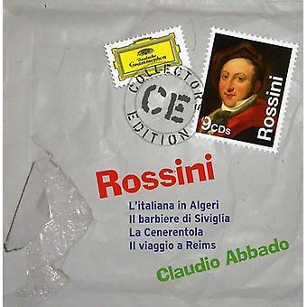 G. Rossini - Rossini: Il Barbiere Di Siviglia; La Cenerentola; L'Italiana in Algeri; Il Viaggio a Reims [CD] USA import