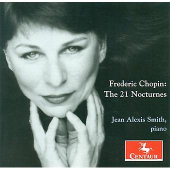 Jean Alexis Smith - Chopin: The 21 Nocturnes [CD] USA import