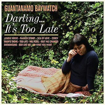 Guantanamo Baywatch - Darling... Dens for sent [CD] USA importerer
