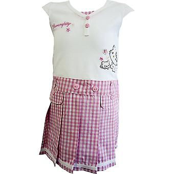 Girls Sanrio Hello / Charmmy Kitty Short sleeve Dress