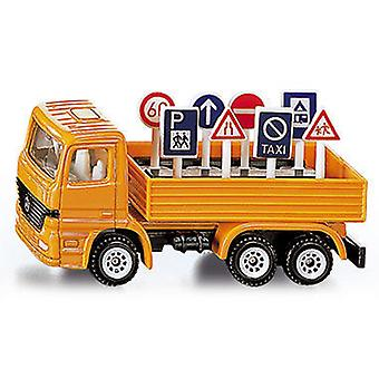 Siku Road Maintenance Truck  (Toys , Vehicles And Tracks , Mini Vehicles , Cars)