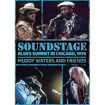 Ljudbilden: Blues toppmötet Chicago 1974 [DVD] USA import