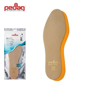 pedag magic step memory foam with leather top size 36-45