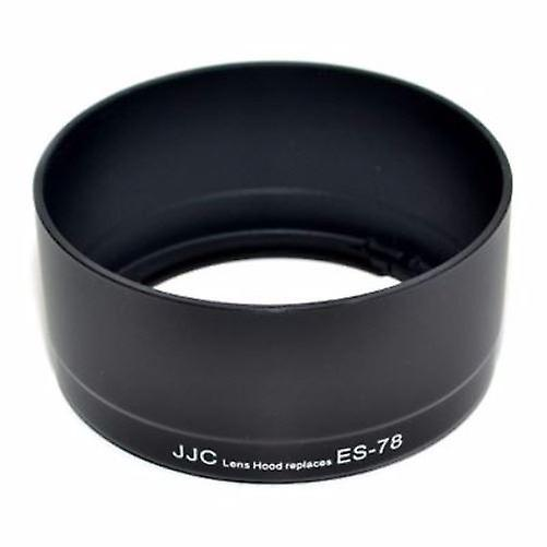 JJC replacement Canon ES-78 Lens Hood for Canon EF 50mm f/1.2L USM