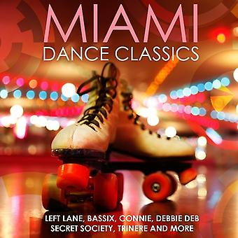 Various Artist - Miami Dance Classics [CD] USA import
