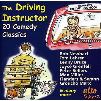 Driving Instructor-20 Comedy Class - Driving Instructor-20 Comedy Class [CD] USA import