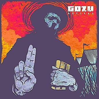 Gozu - Revival [CD] USA importerer