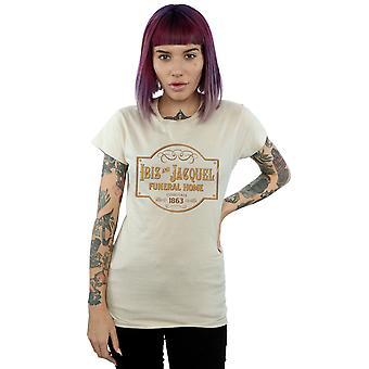Amerikanske guder kvinders Ibis og Jacquel begravelse hjem T-Shirt
