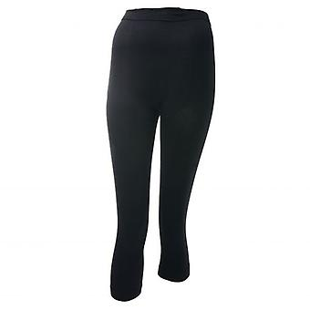 Thermal leggings set of 4 black