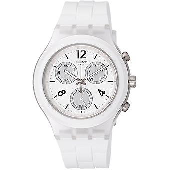 Swatch ELESILVER Mens Watch SVCK1007