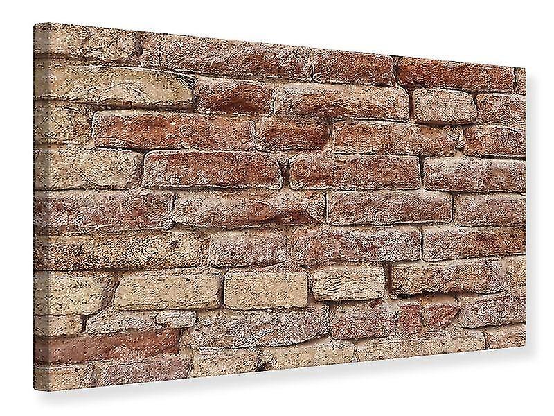 Mur de Loft impression toile