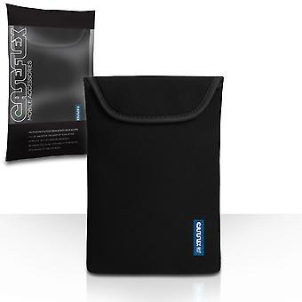 Caseflex néoprène poche - noir (S)
