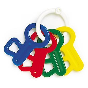 Ambi Toys First Keys Teether
