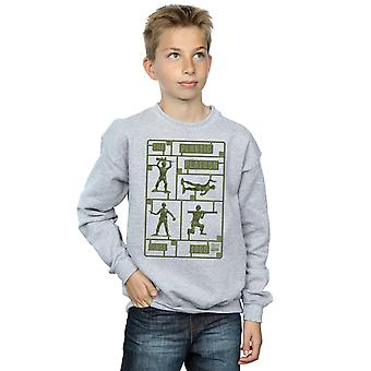 Disney Boys Toy Story The Plastic Platoon Sweatshirt