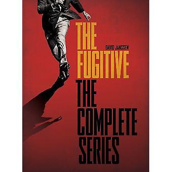Jaget: Den komplette serien [DVD] USA importere