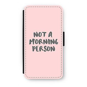 Samsung Galaxy A5 (2015) Flip Case - Morning person
