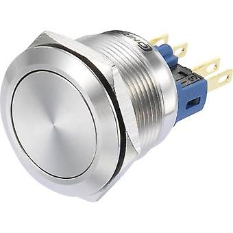 Pushbutton switch 250 V AC 3 A 1 x On/(On) TRU COMPONENTS