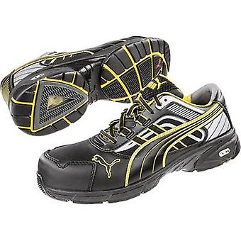 Safety shoes S3 Size: 43 Black, Yellow PUMA Safety Pace Black Low 642500 1 pair