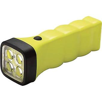 AccuLux EX protection zones: Nichia LED 5 mm TÜV-A 09 ATEX 0003 417222 12 hrs Yellow