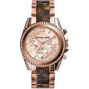 Michael Kors Ladies' Blair Chronograph Watch MK5859