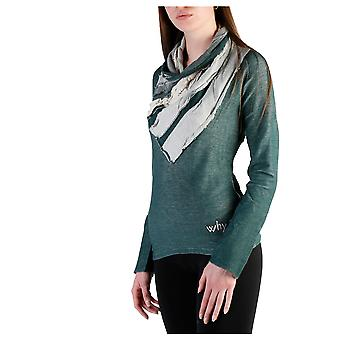 Desigual Women Sweaters Green