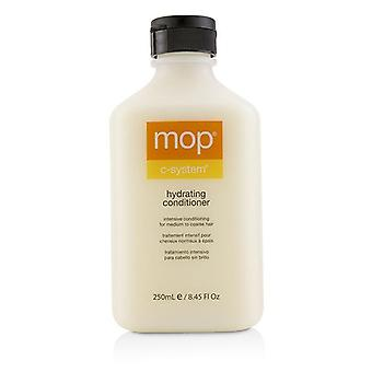 Mop MOP C-System Hydrating Conditioner (For Medium to Coarse Hair) - 250ml/8.45oz