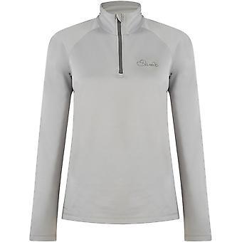 Tør 2b dame Loveline III Core Stretch halvdelen Zip trøje