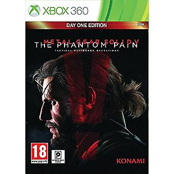 Metal Gear Solid V The Phantom Pain - Day 1 Edition (Xbox 360)