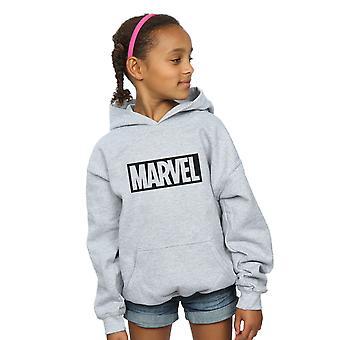 Marvel Girls Logo Outline Hoodie