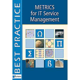 Metrics for IT Service Management by Brooks & Peter