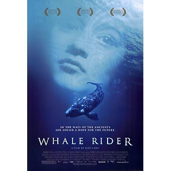 Whale Rider Movie Poster (11 x 17)