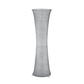 Trio Beleuchtung Gravis moderne Weißmetall Stehleuchte
