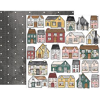 Auburn Lane Double-Sided Cardstock 12