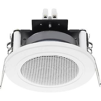 Flush mount speaker Monacor SPE-82/WS 12 W 4 Ω Whi