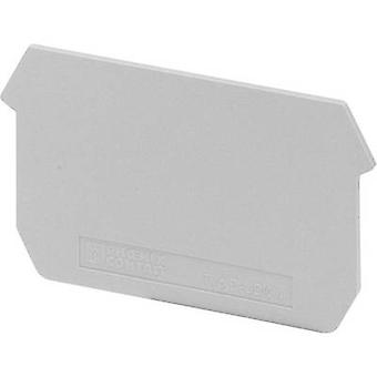 Phoenix Contact 2775113 D-UDK 4 End Cover Grey 1 pc(s)