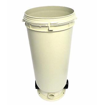 Pentair 178560 Bottom Tank Body Fits CLN/CLR 150/200, Almond
