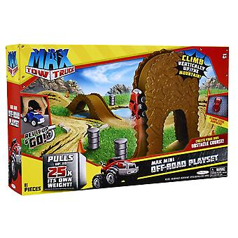 Max-Tow Truck Mini Off Road Spielset