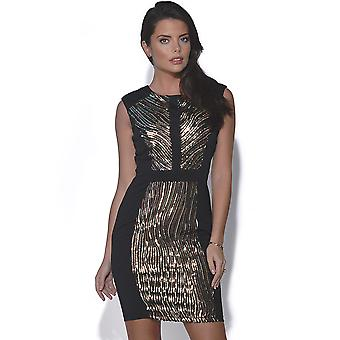 Little Mistress Sequin Bodycon Dress