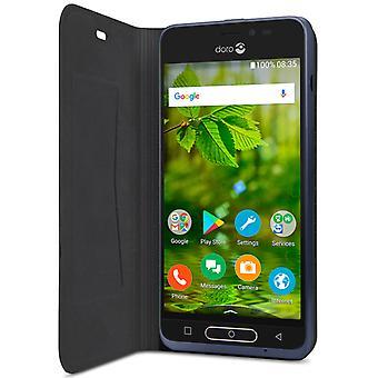 Doro Flip Cover 8035 Black case.
