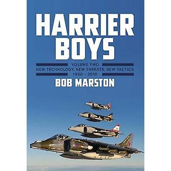 Harrier Boys - Volume Two - New Technology - New Threats - New Tactics