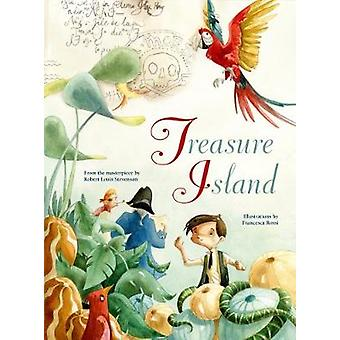 Treasure Island - From the Masterpiece by Robert Louis Stevenson by Tr
