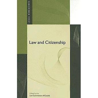 Law and Citizenship by Law Commission of Canada - 9780774813006 Book