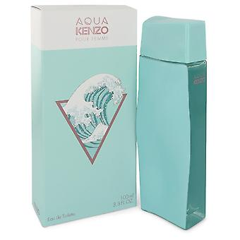 Aqua Kenzo by Kenzo Eau De Toilette Spray 3,3 oz/100 ml (donne)