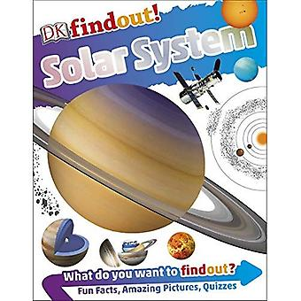 Solar System - DK Find out!